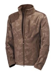 Blaser Camo Art Fleece Jacket