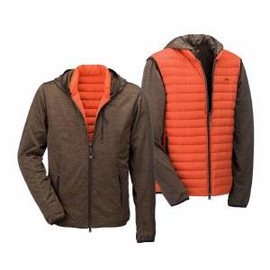 Blaser Windlock Reversible Jacket