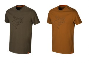 Harkila Graphic 2-Pack T-Shirt