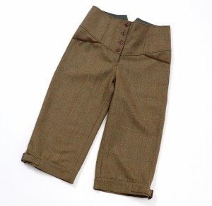 Laksen Teviot Unlined Ladies Tweed Breeks