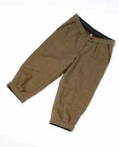 Laksen Teviot Gore-Tex Lined Ladies Tweed Breeks