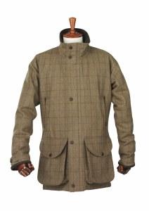 Laksen Esk Wingfield Shooting Coat