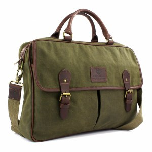 British Bag Company Navigator Briefcase
