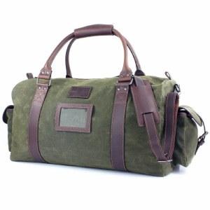 British Bag Company Navigator Waxed Holdall