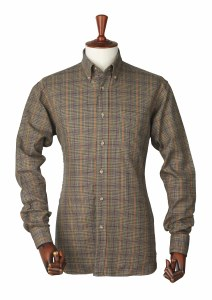 Laksen Winston Oxford Shirt