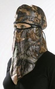 Deerhunter Realtree Face Mask