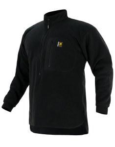 Swazi Bush Shirt Black