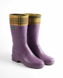Le Chameau Clan Boots Violet
