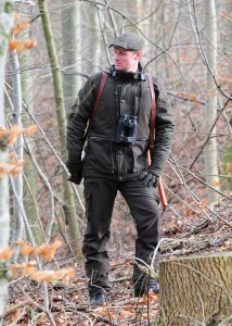 Laksen Grizzly Shooting Jacket