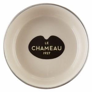 Le Chameau Steel Dog Bowl