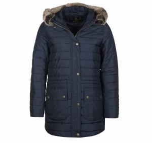 Barbour Ascott Ladies Quilted Jacket