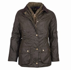 Barbour Hartwell Ladies Wax Jacket