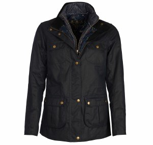 Barbour Chaffinch Ladies Wax Jacket