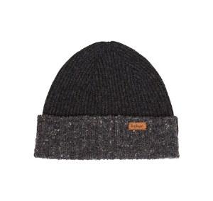 Barbour Cassop Fleck Pom Hat