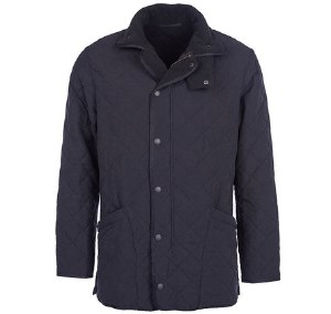 Barbour Mens Microfibre Polarquilt Jacket