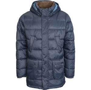 Barbour Mens Microfibre Down Filled Quilted Jacket