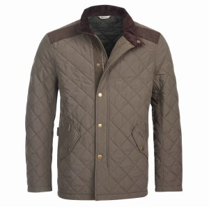 Barbour Coopworth Mens Quilted Jacket