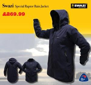 Swazi Raptor Jacket