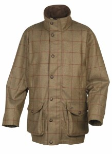 Le Chameau Redbone Tweed Coat