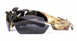 AimCam Glasses Camo