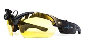 AimCam Glasses Black