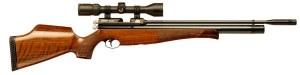 Air Arms S400 Walnut Air Rifle