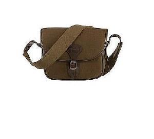 Barbour Canvas Cartridge Bag