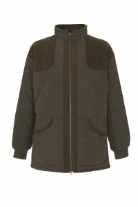 Barbour Cheviot Quilted Shooting Jacket