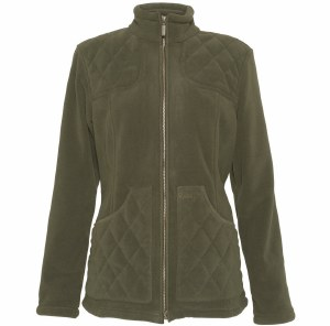 Barbour Dunmoor Ladies Fleece Shooting Jacket