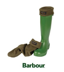 Barbour Fleece Boot Liners
