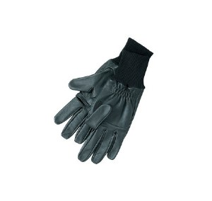 Barbour Leather Shooting Gloves
