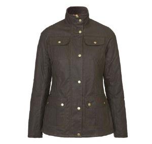 Barbour Morris Utility Ladies Jacket