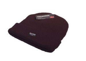 Black Thinsulate Knitted hat