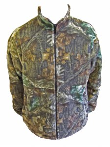 Deerhunter Camo Fleece