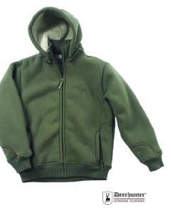 Deerhunter Kids hooded fleece