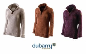 Dubarry Kirwan Lady's  Sweater