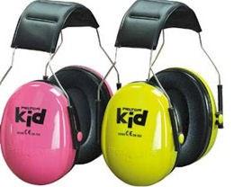 Peltor Kids Ear Muffs Green
