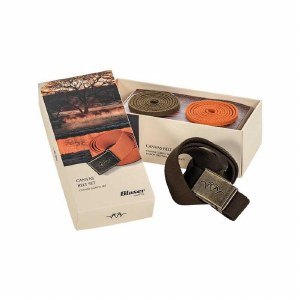 Blaser Canvas Belt Set