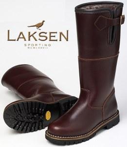 Laksen Dunbar Leather Boots 40