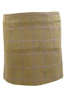 Laksen Dee Tweed Skirt