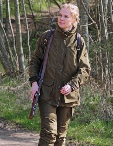 Laksen Lady Boar Jacket