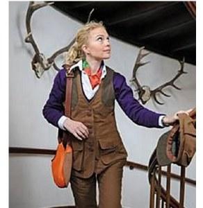 Laksen Melrose Ladies Shooting Vest