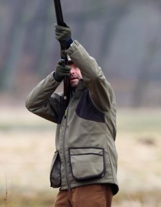 Laksen Clay XL Shooting Jacket