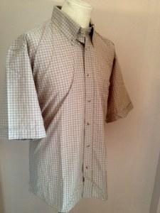 Laksen Mens Short Sleeve Shirt