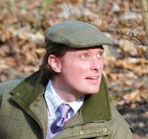 Laksen Tweed Cap