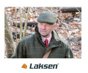Laksen Tarland Tweed Cap