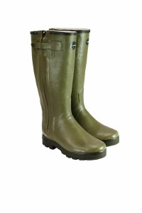 Le Chameau Chasseur Fouree Ladies Boots