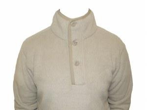 Musto Button Neck Fleece S