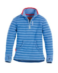 Musto ZP 176 Kids Zip Neck Sweater