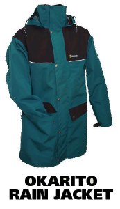Swazi Okarito Rain Jacket